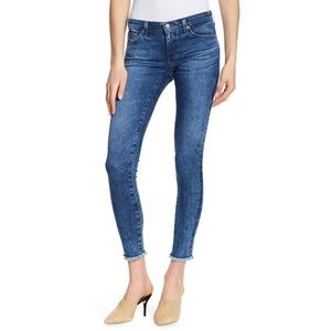 AG Rev Super Skinny Ankle Jeans